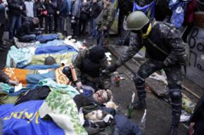 Врачи сообщили о 100 погибших в Киеве