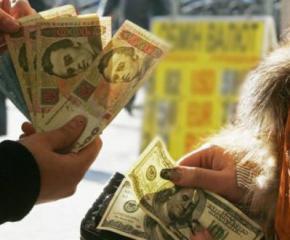 Гривня упала до 8,99 грн за доллар