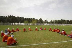 Игроки женской сборной Ирана по футболу оказались мужчинами
