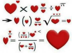 Формула любові, яка дозволяє розрахувати тривалість відносин між чоловіком і жінкою