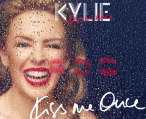 Кайли Миноуг выложила новый альбом