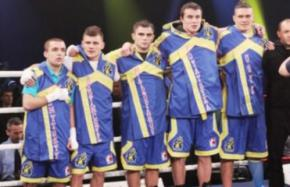 Россияне побоялись боксировать с Украинскими атаманами в Украине