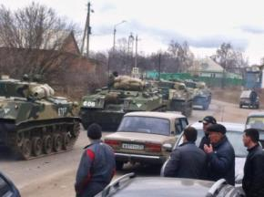 Росія активізувала війська по всьому кордоні з Україною