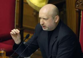 Турчинов хочет ввести иностранные войска в Украину