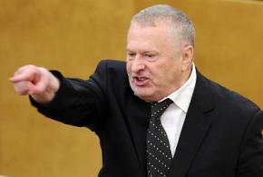 Російський політик Володимир Жириновський закликав не зупинятися у Криму, а далі забирати українські землі