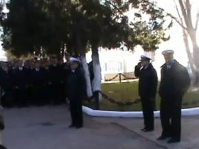 Украинские моряки открыто послали