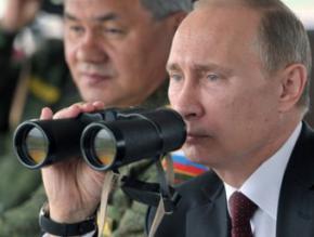 Путин приказал войскам и соединениям, принимавшим участие в военных учениях, вернуться в части