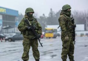 Украинцы настаивают на проведении антитеррористической операции в Крыму, - Опрос