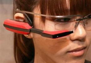 Японцы разработали мини-компьютер Inforod, который является аналогом Google Glass
