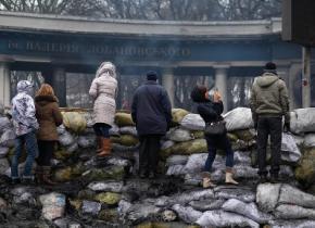 У Києві пройде виставка відомого французького фоторепортера Еріка Буве, присвячена Майдану