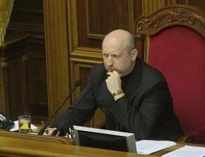 Турчинов не исключает проведения референдума о госустройстве Украины