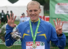 Українець Сергій Лебідь виграв марафон у Нагано