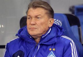 Блохін подав у відставку з тренерського поста ФК
