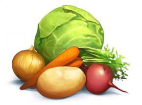 В Украине выросли цены на овощи