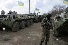 На востоке Украины возобновлена антитеррористическая операция