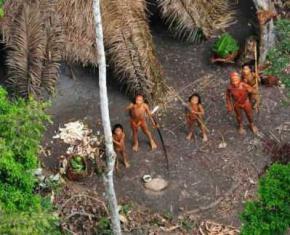 Вчені будуть шпигувати за дикими племенами за допомогою Google Earth