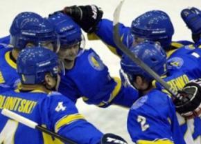 Украинцы добыли первую победу на чемпионате мира по хоккею