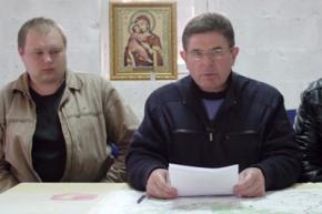 Луганський суддя Анатолій Візір проголосив себе президентом