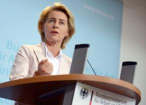Германия готова ввести санкции, которые затронут Россию всерьез и надолго, - министр обороны ФРГ