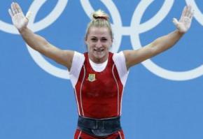 Украинка Юлия Калина завоевала бронзу чемпионата Европы по тяжелой атлетике