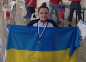 Українка Аріна Якуба завоювала