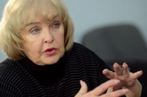 Ада Роговцева: В головах россиян такая антиукраинская пропаганда, их ни в чем не убедишь
