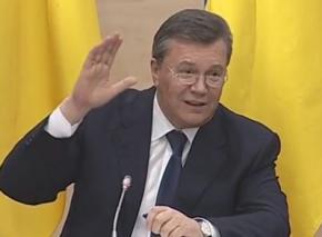 Янукович повернеться в Україну на Великдень?