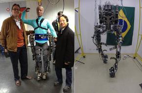 Вчені розробили костюм-робот, що допоможе від паралічу