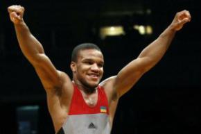Украинец Жан Беленюк стал чемпионом Европы по греко-римской борьбе