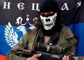 Пророссийские террористы расстреляли пенсионера на глазах у всей семьи
