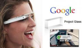 В США стартовали продажи очков Google Glass