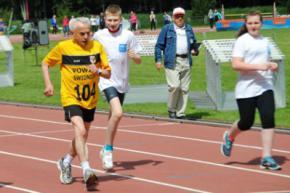 104-летний поляк установил рекорд скорости на стометровке