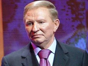 Україна не зможе повернути Крим, - Кучма