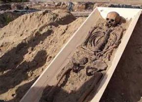 В Польше нашли могилу вампира