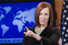 США поддерживают действия властей Украины по наведению порядка на востоке страны