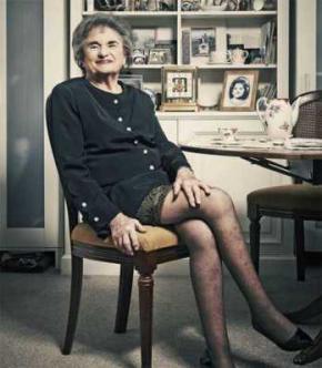 85-летняя проститутка отказывается уходить на пенсию