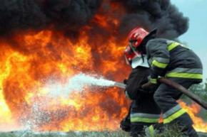 Украинские телеканалы прервали спутниковое вещание из-за пожара