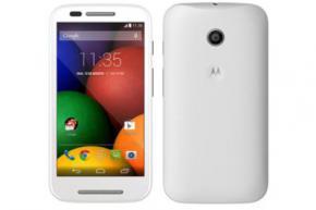 Motorola представила останній спільний з Google смартфон Moto E