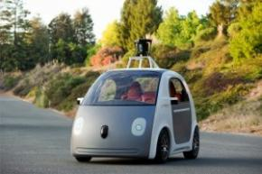 Google представила автомобиль без руля и педалей