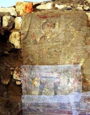 Археологи обнаружили древнейшее изображение Христа