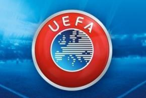 УЄФА заборонила проводити міжнародні матчі на сході України