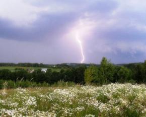 Сегодня, 28 мая, в Украине - дожди, грозы и до +30 тепла