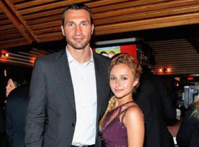 Володимир Кличко відклав весілля з Хайден Панеттьєрі через ситуацію в Україні
