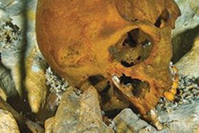 На Юкатані знайшли скелет дівчинки з останнього льодовикового періоду