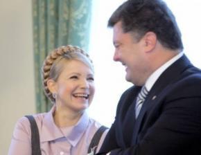 Порошенко отказался от дебатов с Тимошенко