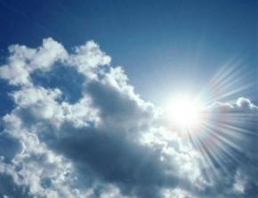 9 мая синоптики обещают переменную облачность по всей территории Украины