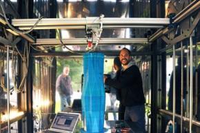В Нидерландах с помощью 3D-принтера построят дом
