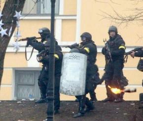 Беркутовцам расстреливавшим людей на Майдане, светит пожизненное