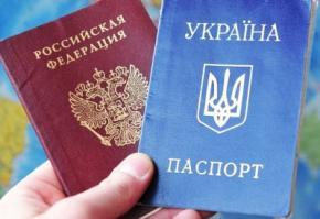 С 1 января в Крыму за украинский паспорт могут посадить