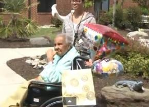 111-річна бабуся отримала шкільний атестат